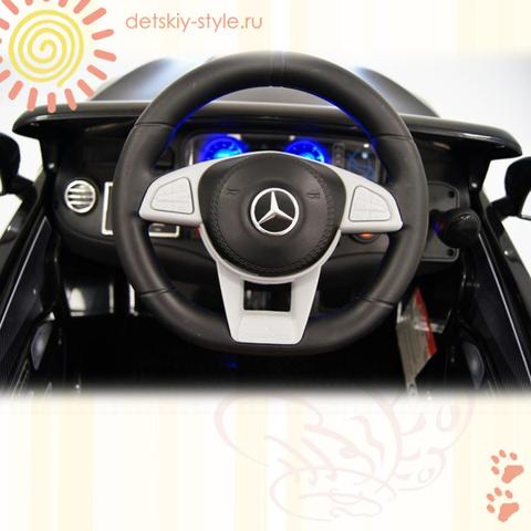 Mercedes Benz S63 AMG