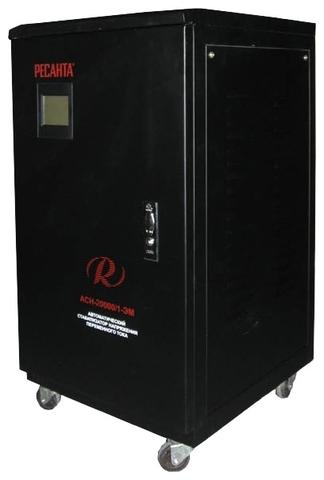 Стабилизатор Ресанта ACH-30000/1-ЭМ