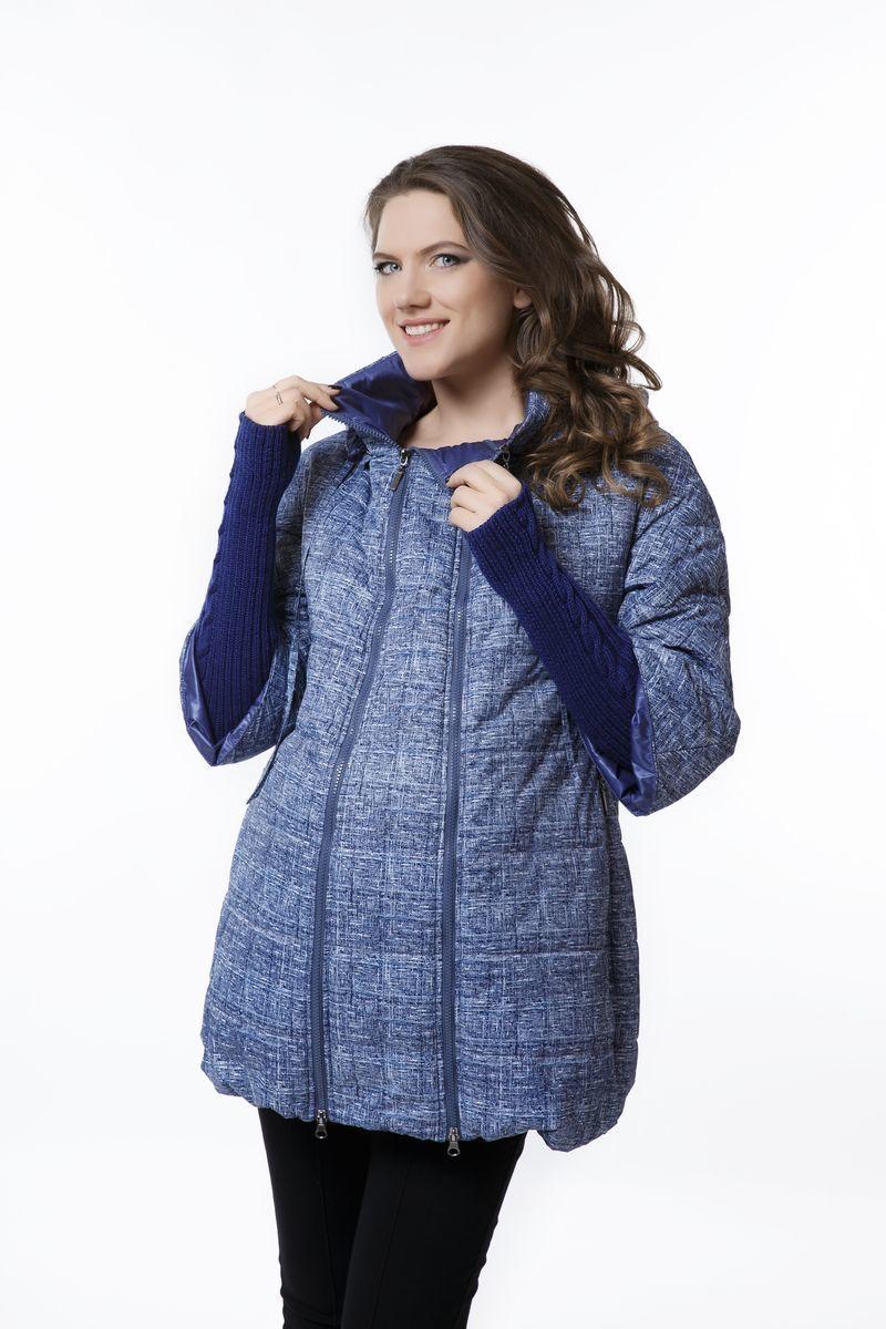 Куртка для беременных 04814 синий