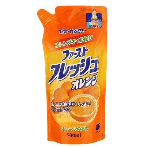 Жидкость для мытья  Свежий апельсин Daiichi, 500 мл