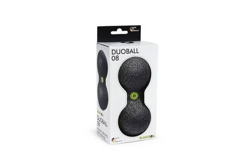 Массажный мяч двойной BLACKROLL® DUOBALL 08 см