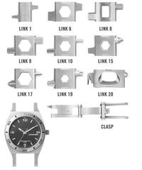 Часы-мультитул Leatherman Tread Tempo LT набор функций и инструментов | Multitool-Leatherman.Ru