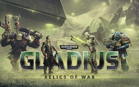 Warhammer 40,000: Gladius - Relics of War (для ПК, цифровой ключ)