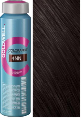 Goldwell Colorance 4NN средне-коричневый экстра 120 мл