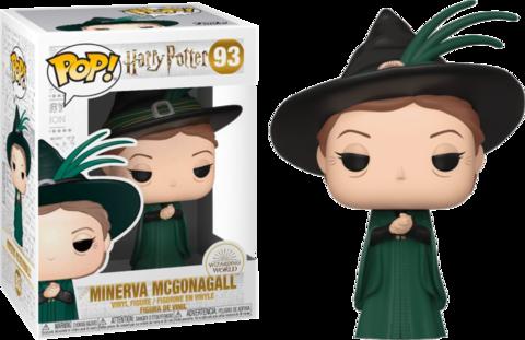 Фигурка Funko Pop! Movies: Harry Potter - Minerva McGonagall Yule Ball