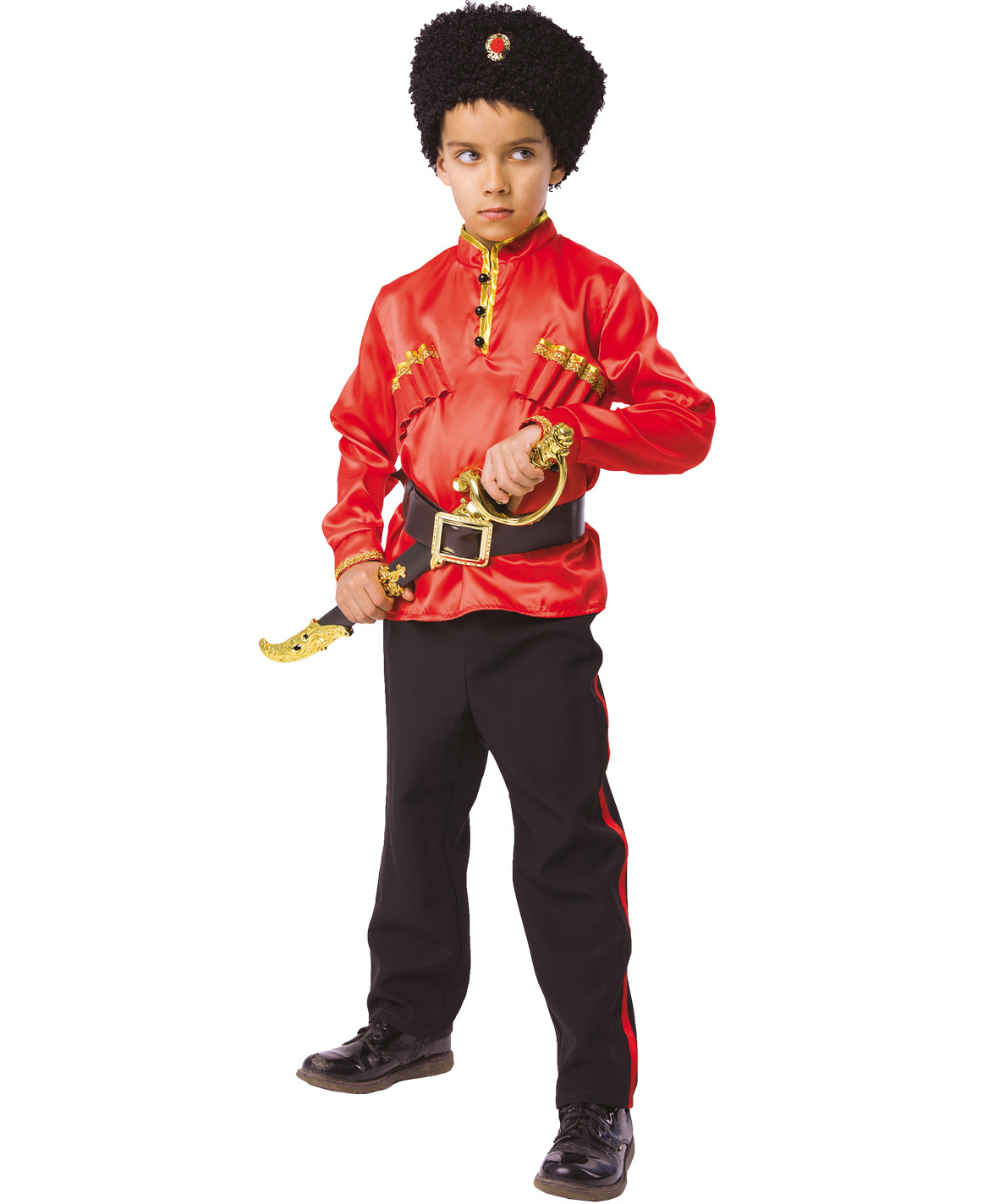 Карнавальный костюм детский Казак