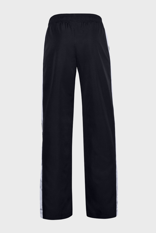 Детские черные спортивные брюки UA Woven Under Armour
