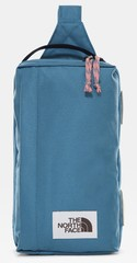 Рюкзак однолямочный The North Face Field Bag Mallard Blue/Tnf Black