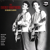The Everly Brothers / 20 Golden Classics (LP)