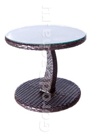 Столик «Ларго» из искусственного ротанга