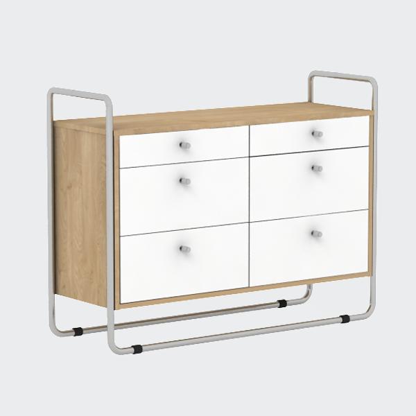 Комод Woodi Bauhaus - вид 1