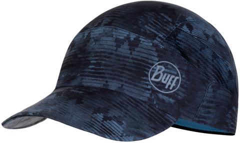 Кепка спортивная Buff Pack Trek Cap Tzom Stone Blue фото 1