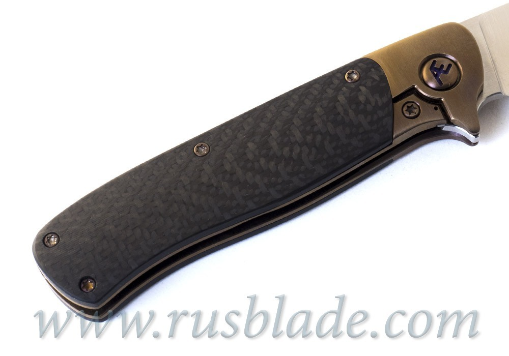 Nistirpel Full Custom knife by Egurnov Andrey - фотография