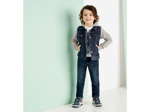 Ветровка для мальчика Lupilu джинсовая