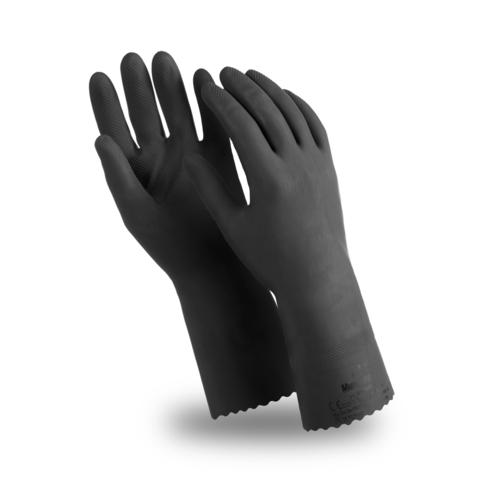 Перчатки КЩС-1  Специалист Манипула латекс 0,45мм CG-942