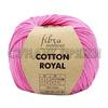 Пряжа Fibranatura Cotton Royal 18-713 (Розовый)