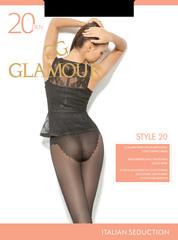 Glamour STYLE 40 колготки женские