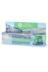 Натуральная камчатская зубная паста Для здоровья зубов и десен Natura Siberica