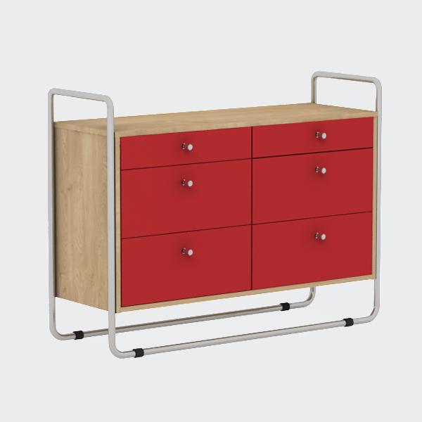 Комод Woodi Bauhaus - вид 2