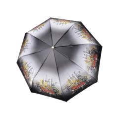 Зонт женский ТРИ СЛОНА Китай города 132-A-6