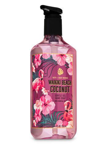 Мыло-гель для рук   Bath&BodyWorks Waikiki Beach Coconut Gentle Gel Hand Soap 236 мл