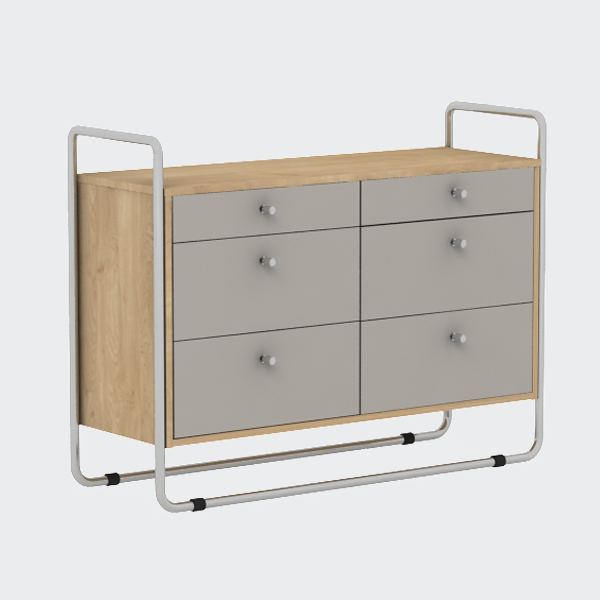 Комод Woodi Bauhaus - вид 3