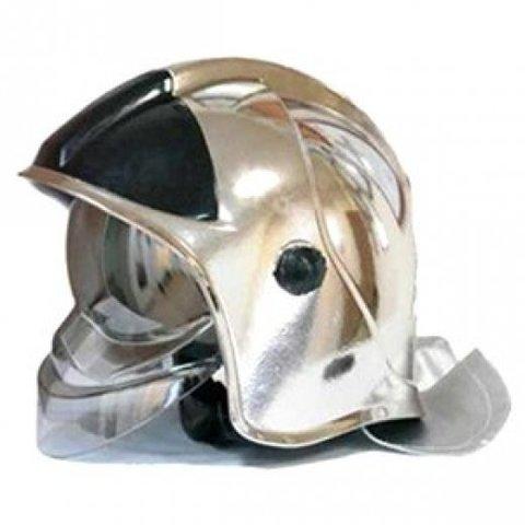 Шлем каска ШКПС Серебро/Золото