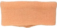 Женская узкая полоска на голову, цвет - персик