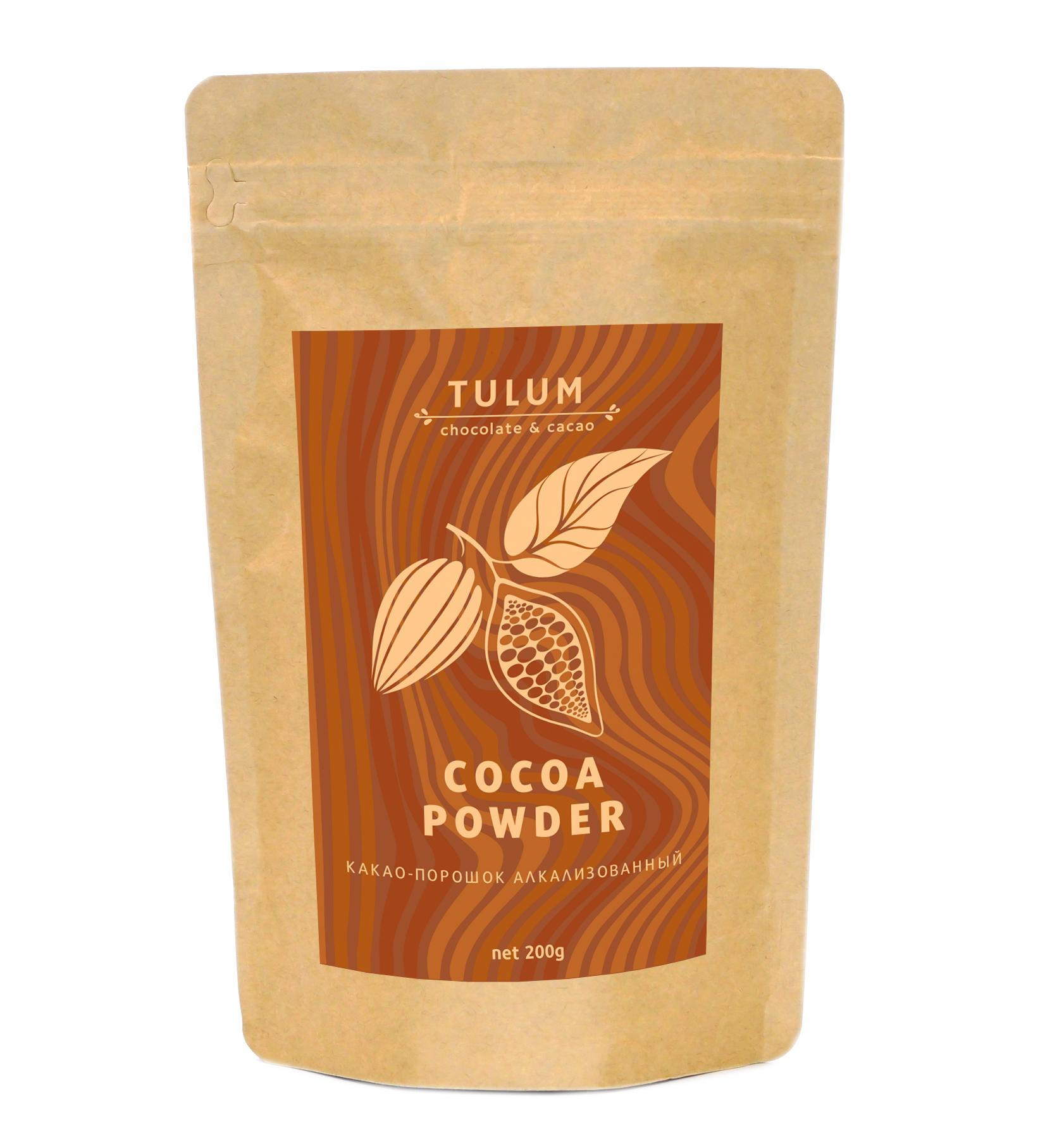 Какао-порошок Гана
