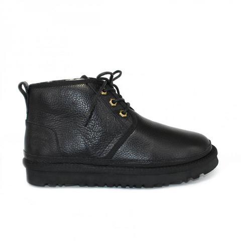 Neumel Leather BLACK