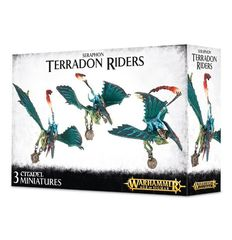 Terradon / Ripperdactyl Riders