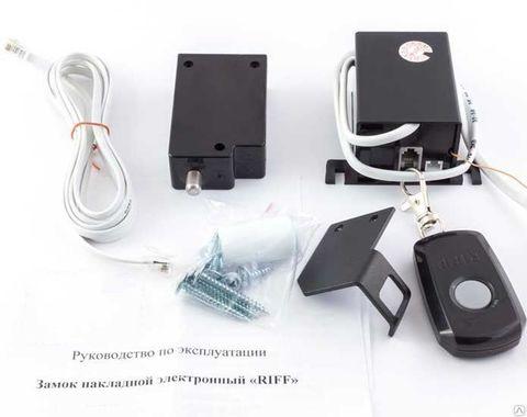Электронный замок для однодверных торговых холодильников Riff - 12-1РКВ (внутренний)