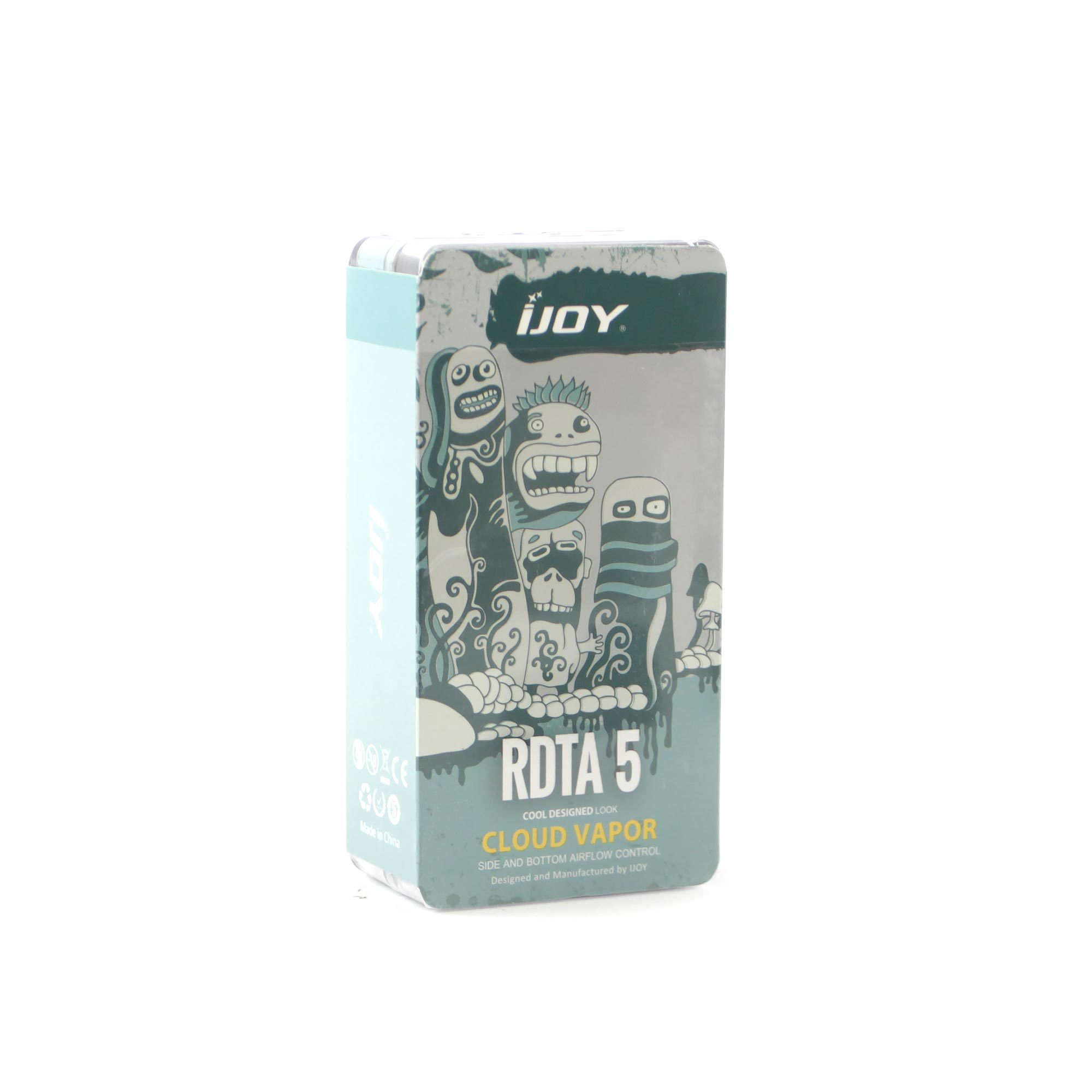 Фирменная коробка IJOY RDTA 5 (Authentic)