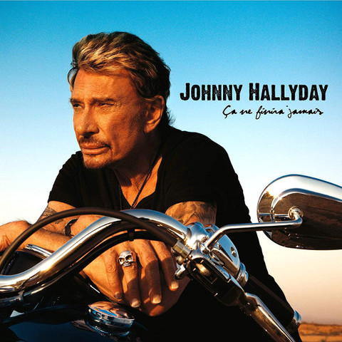 Johnny Hallyday / Ca Ne Finira Jamais (2LP)