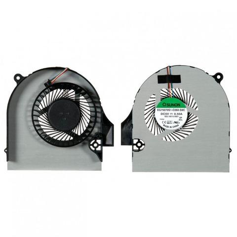 ВентиляторКулер для ноутбука Acer VN7-791 (CPU) PN EG75070S1-C060-S9C, 023.1001U.0001