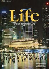 Life Upper Intermediate Student's Book with DVD
