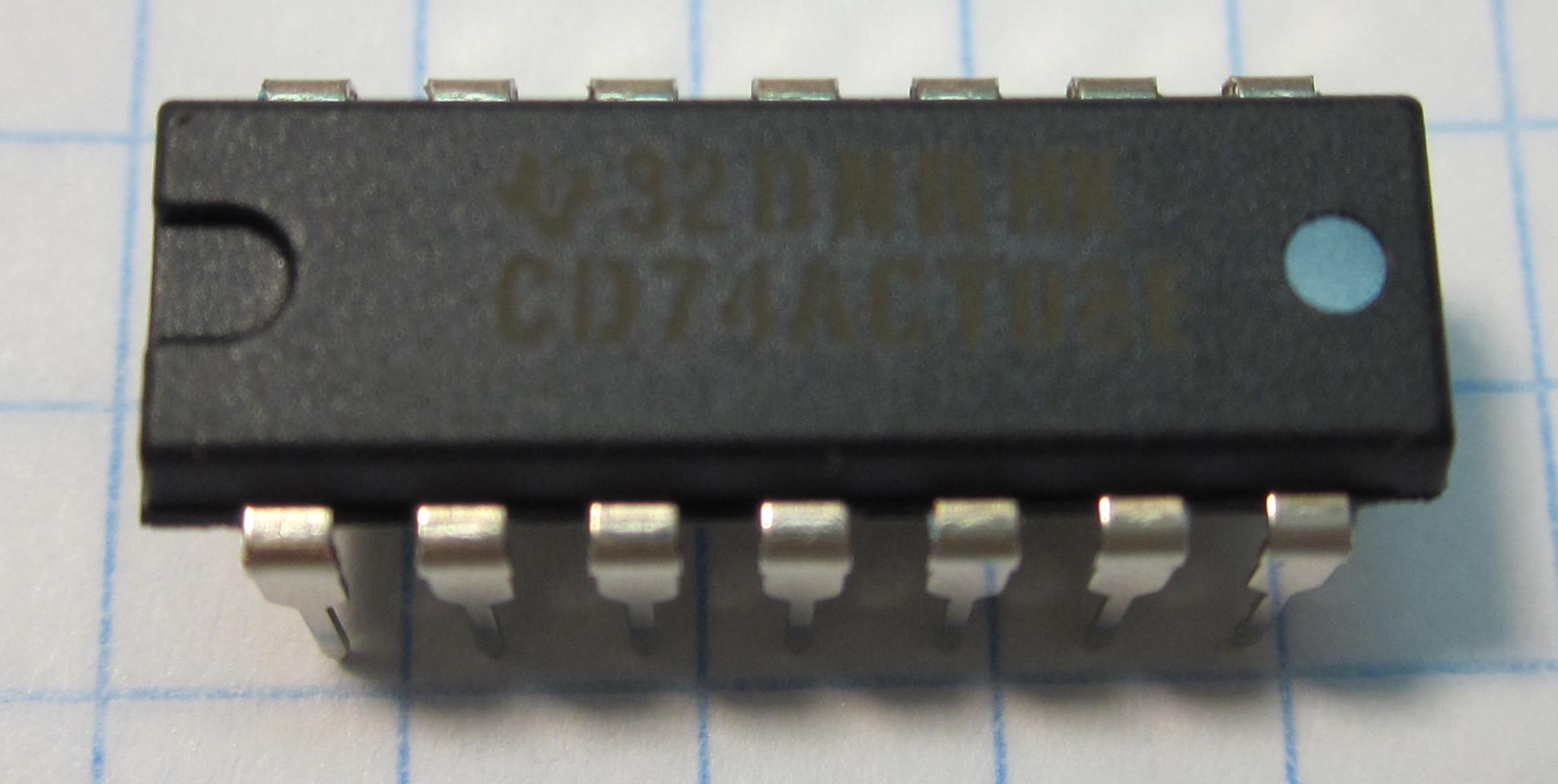 CD74ACT08E