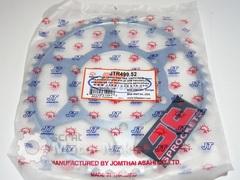 Звезда задняя JT R 499.52 Kawasaki ZZR 400