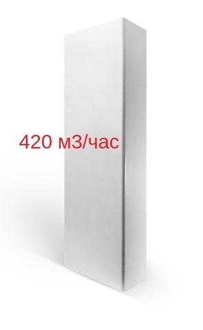 Рециркулятор бактерицидный для обеззараживания воздуха РБОВ-918 (420 м3/час, 6х30 Вт, до 300 м2, TDM)