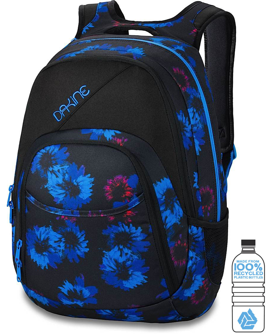Dakine Eve 28L Рюкзак женский Dakine Eve 28L Blue Flowers 8210015_BFL_EVE28L_BLUEFLOWERS.jpg