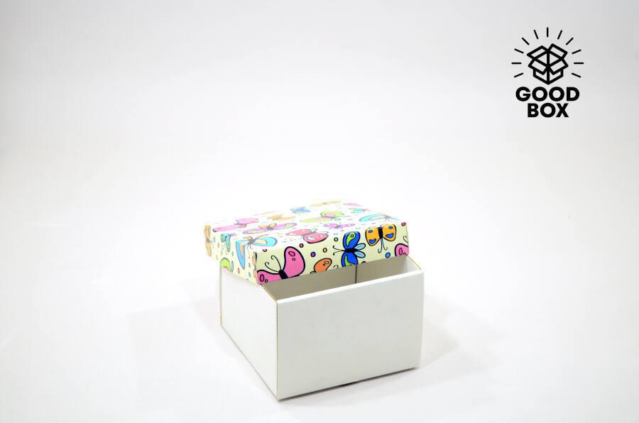 Подарочная коробка на 8 марта купить недорого