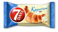 "Круассан ""7days"" ваниль 65г"