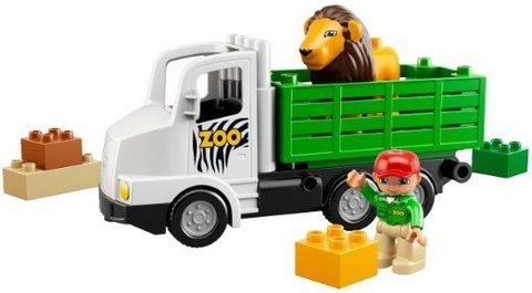 LEGO Duplo: Фотосафари 6156 — Photo Safari — Лего Дупло