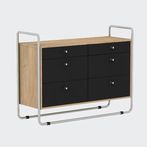 Комод Bauhaus - вид 4
