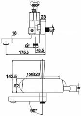 Схема Kaiser 65122