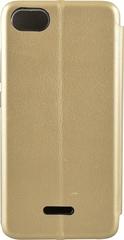 Чехол-книжка Fasion Case для Xiaomi Redmi 7A золотой