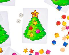 Думай! Играй! Побеждай! Новогодний лес