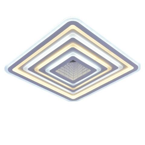 Светодиодный светильник с пультом MX-8635/800-394 WH