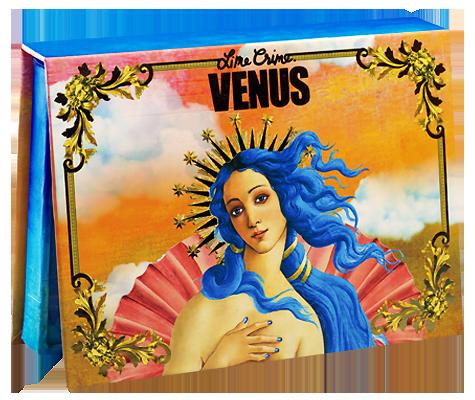 Палетка теней VENUS: The Grunge Palette