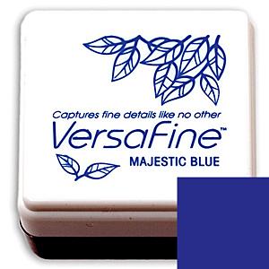 Штемпельная подушечка mini - Majestic blue